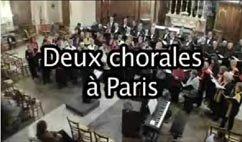 Deux chorales